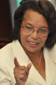 Dr. Marion Williams